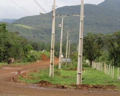 Cersul inicia obras de nova rede elétrica na se...