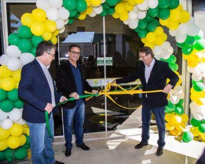 Momento histórico marca inauguração da nova S...