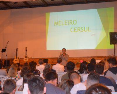 Meleirenses prestigiam projeto social Cersul na ...