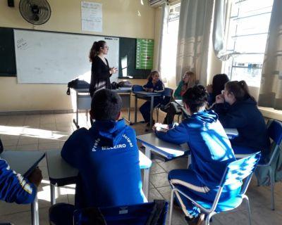 Projeto social - orientação profissional 2019