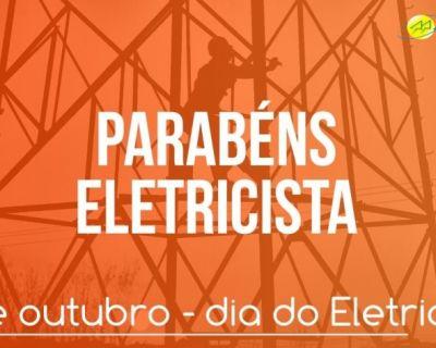 17/10 - Dia do Eletricista