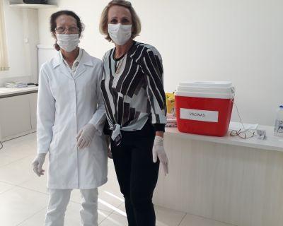 Vacinação contra a gripe H1N1
