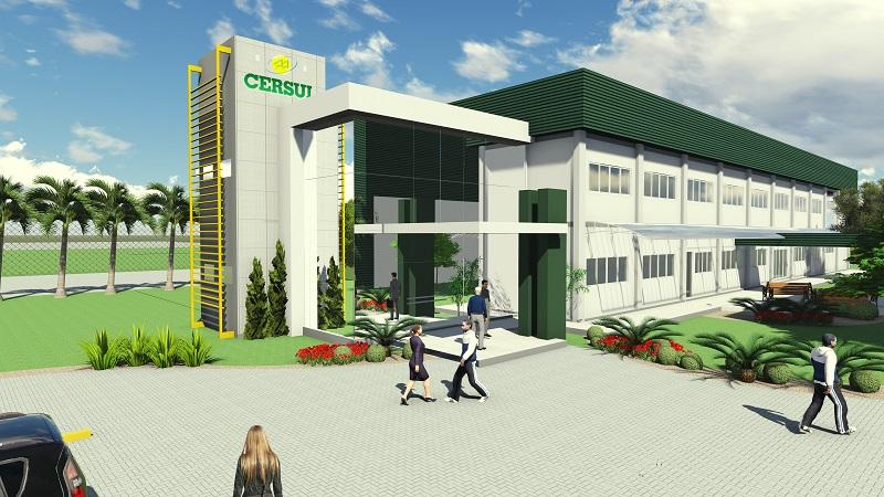 Cersul investe em modernidade e conforto com nova Sede Administrativa