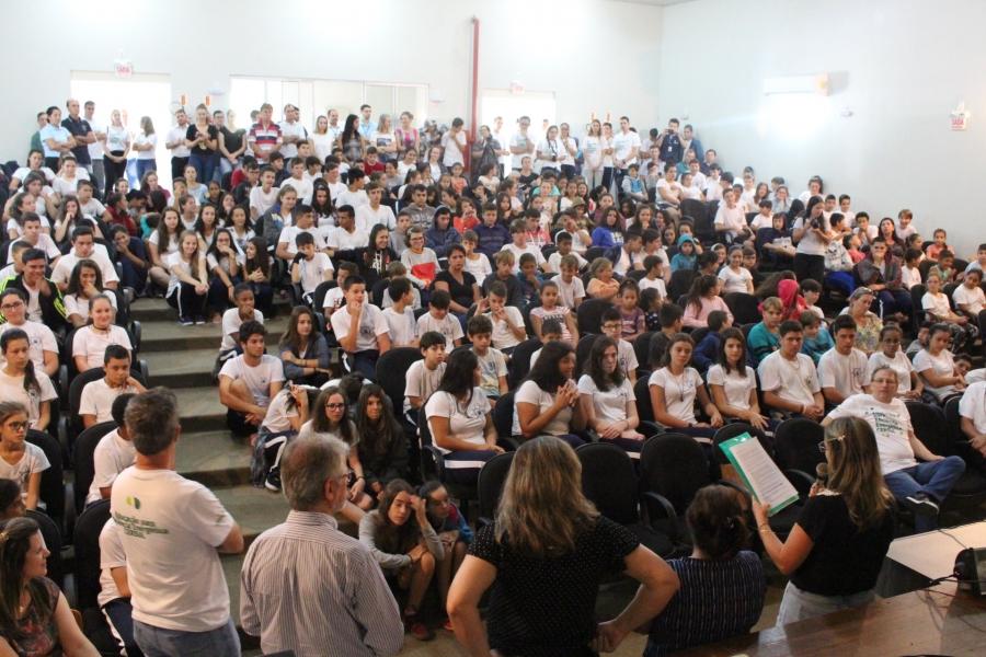 Projeto de eficiência energética da Cersul beneficiará 3,5 mil alunos