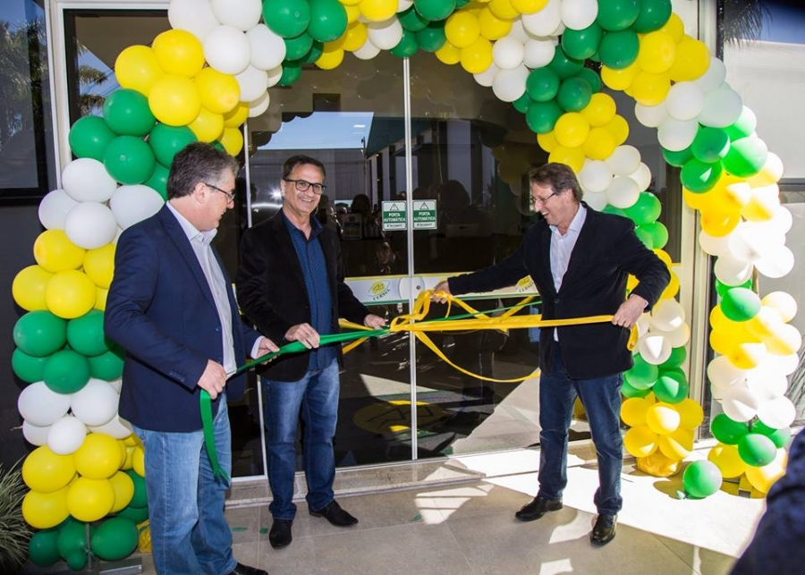 Momento histórico marca inauguração da nova Sede da Cersul