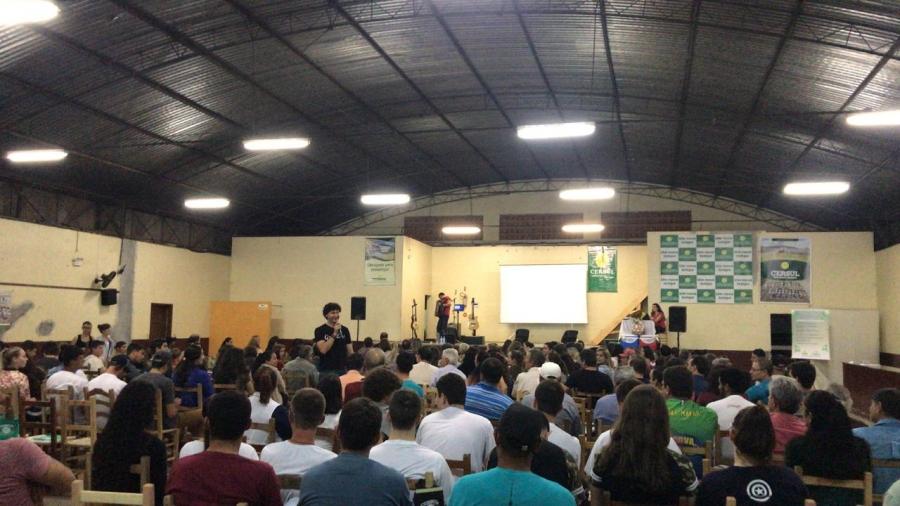 """Cersul inicia em Timbé do Sul novo ciclo do projeto social """"Cersul na Comunidade"""""""