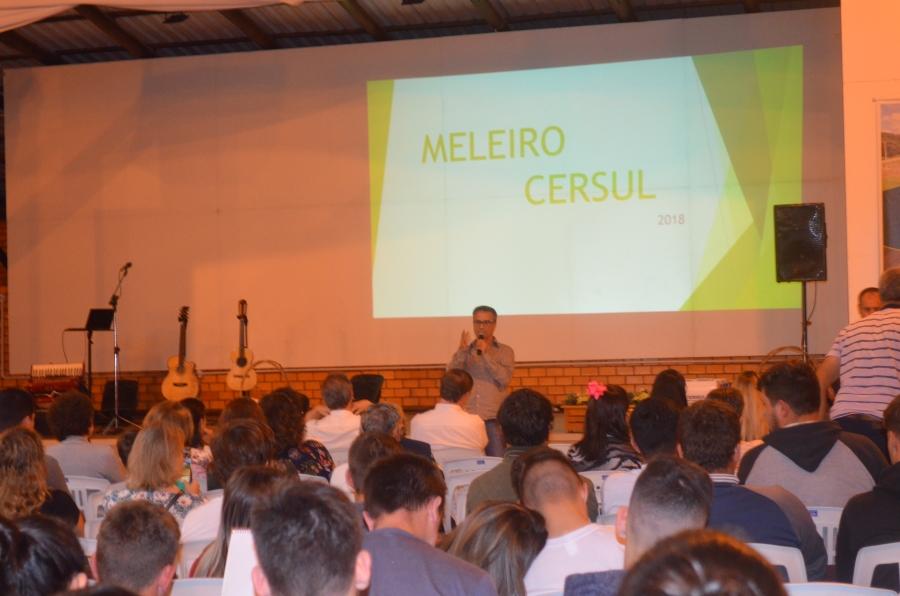 Meleirenses prestigiam projeto social Cersul na Comunidade