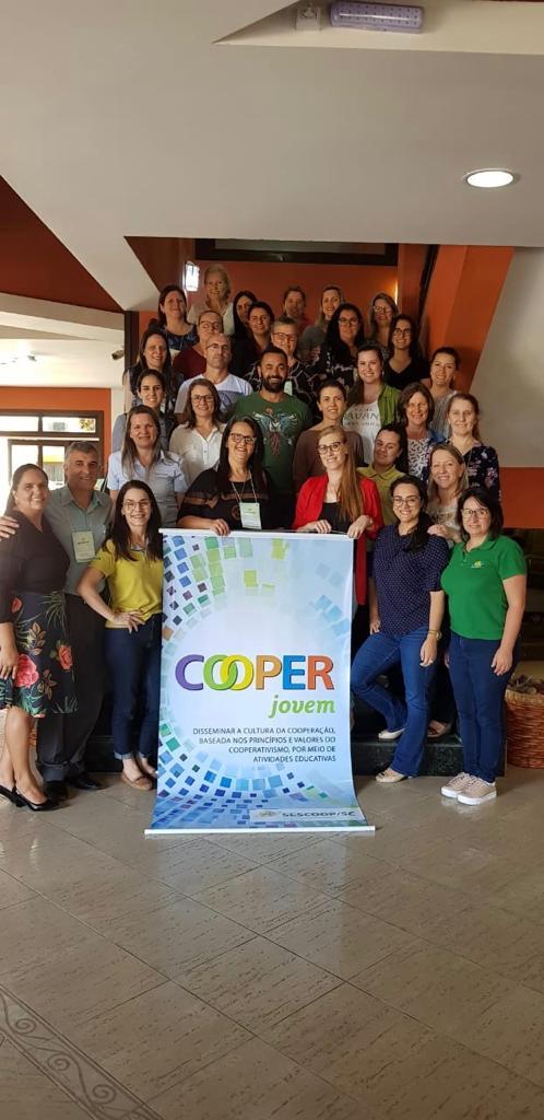 Professoras do Cooperjovem/Cersul participam de Grupo de Estudos Pedagógicos (GEP)