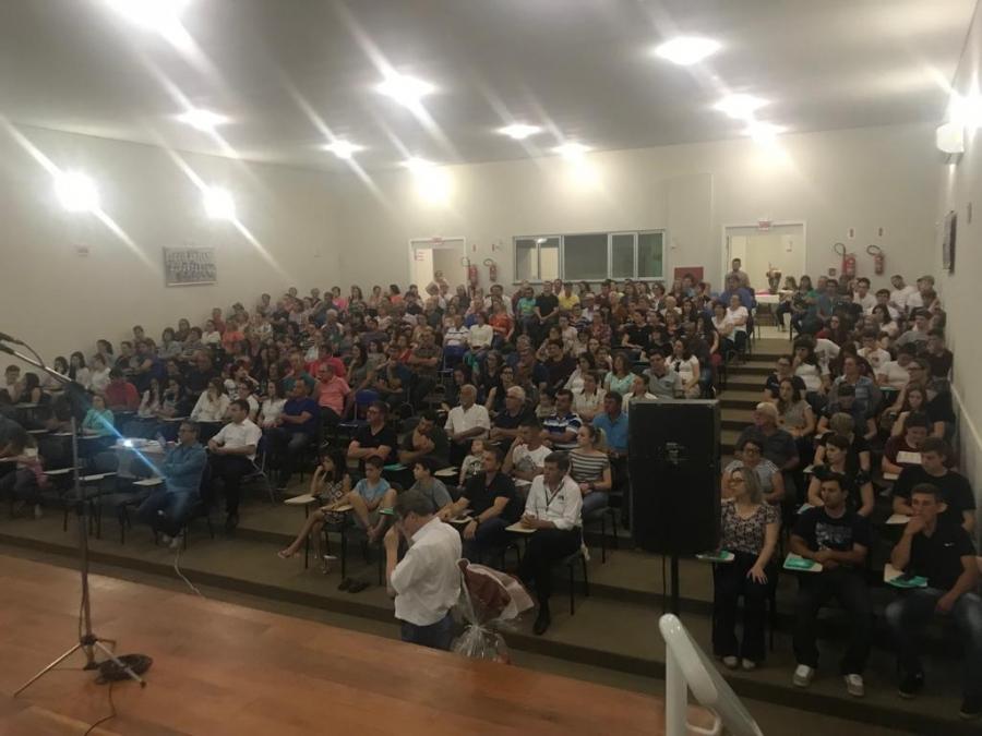 "Morro Grande recebe projeto social ""Cersul na Comunidade"""