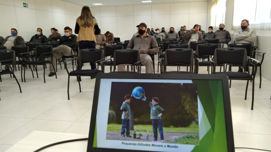 Projeto Preservar trabalha conscientização ambiental